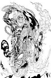 Ghost Rider All By Himself Pencils