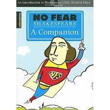 no fear shakespeare a panion