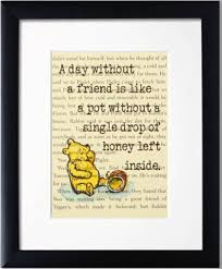 Pooh Bear Quotes About Friendship Inspiration 48 Winnie The Pooh Quotes For Every Facet Of Life Book Riot