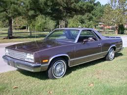 1984 El Camino | 1984 Chevrolet El Camino picture, exterior | El ...