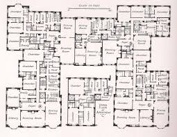 Floorplans For Gilded Age Mansions  SkyscraperPage ForumFloor Plans Mansion