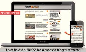 Blogger Mobile Template How To Build Responsive Blogger Template Css Advanced Tutorial In