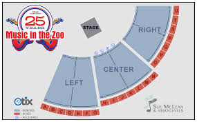 mn zoo music seating chart 80 punctilious weesner amphitheater seating chart