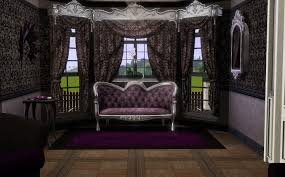 Gothic Style Bedroom Furniture Goth Interior Design Metaldetectingandotherstuffidigus