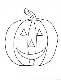 Small Picture Halloween Coloring Pages Of Pumpkins Printable Pumpkin Coloring