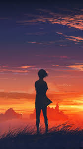Lonely Anime Wallpaper Hd - Anime ...