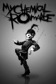 my chemical romance i always thought this would be an amazing tattoo design