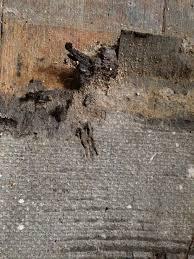 identifying flooring underlayment asbestos