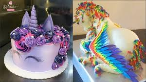 Top 20 Amazing Birthday Cake Decorating Ideas Cake Style 2017