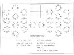 inch round table seats wedding square how many seating chart example ideas seat