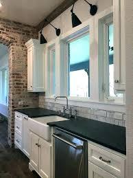 lighting over kitchen sink. Over Sink Light Above The Lights For Kitchen Great Lighting . V