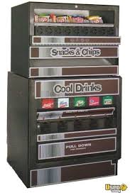 Mechanical Snack Vending Machine Gorgeous Mechanical Snack Soda Combo Vending Machines For Sale In Minnesota