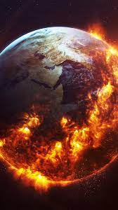 bc61-earth-space-fire-art-illustration ...