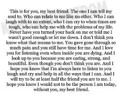 Beautiful Quotes For My Best Friend