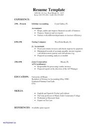Template Simple Job Resume Template 2 Rudycoby Net Doc Fresh I Job