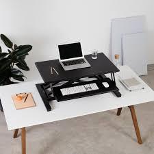 standing desk converter simple