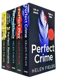 A DI Callanach Thriller 5 Books Set By Helen Fields (Perfect Crime, Perfect  Silence, Perfect Death, Perfect Prey, Perfect Remains): Amazon.co.uk: Helen  Fields, Perfect Remains by Helen Fields, 978-0008181550, 0008181551,  9780008181550, Perfect