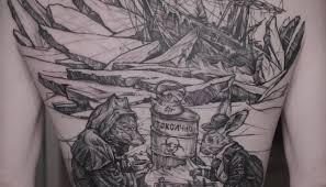 корабль застрял в мороженое поре француз на ломаном русском