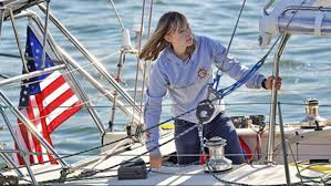 Solo teen sailor rescued