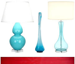 vase table lamp blue double gourd egg table lamp from euro style lighting us blue glass