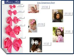 Images For Ribbon Sizes Chart Google Search Hair Bows