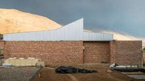 School Construction Design Gallery Of Boarding House For An Agricultural School