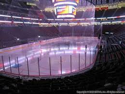 Prudential Center Seat Views Section By Section