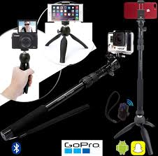 Lifestyle Designs Selfie Stick Lifestyle Designs Selfie Stick And Tripod Stand For Gopro