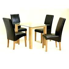 small dining table for 4 oak small dining table 4 chairs