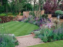 Design For Backyard Landscaping Pretty Backyards Hot Backyard Design Ideas  To Try Now Hgtv Creative