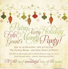 holiday invitations merry holiday party invitations 2018 celebration festive