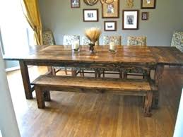 interior furniture extendable dining table rustic dining room large round reclaimed wood dining table extra large