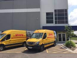 dhl express opens new chicago facility