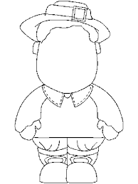 Small Picture Draw the details on the Thanksgiving coloring pages