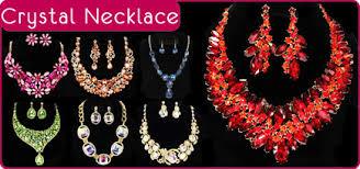 whole rhinestone necklaces rihanna inspired jewelry