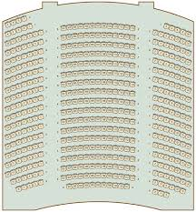 Coolidge Auditorium Seating Chart Maps And Seating Chart Concerts From The Library Of
