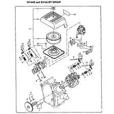 subaru engine parts model eh65 sears partsdirect intake
