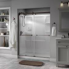 semi frameless sliding shower doors. semi-frameless contemporary sliding shower door semi frameless doors