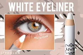 the nyx jumbo eye pencil in milk is a great option for this and the lasts a super long time just swipe this on your waterline and it ll instantly