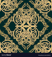 Medieval Patterns Impressive Medieval Pattern Royalty Free Vector Image VectorStock