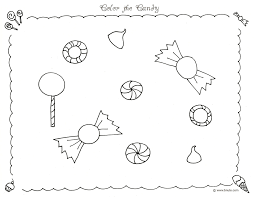 Small Picture Color the Candy Coloring Page by BNute productions CHARLIE