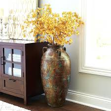 Large Floor Vase Decoration Ideas Vases Target Glass Tall. Floor Vase With  Branches Tall Vases Artificial Flowers Set. Living Room Floor Vase Decor  Vases ...