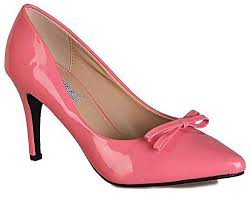 images gallery werner pink patent leather court shoes