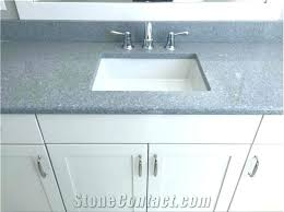 vessel sink countertop quartz vanity tops sparkle gray stone surfaces bathroom non porous durable from with