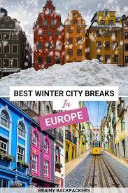 15 best winter city breaks in europe