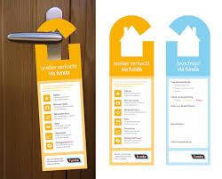 real estate door hanger templates. Doorhanger Real Estate Door Hanger Templates G