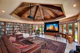 Classic Home Library Design Ideas
