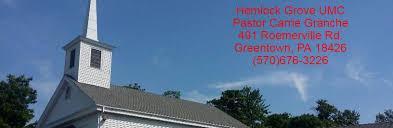 <b>Hemlock Grove</b> United Methodist Church - Home