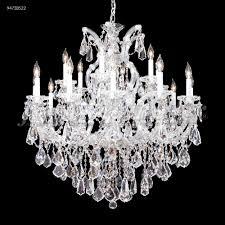 maria theresa 18 arm chandelier