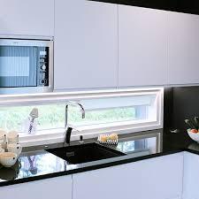 kitchen cabinet led strip lighting kit 17w m strip with wireless dimmer